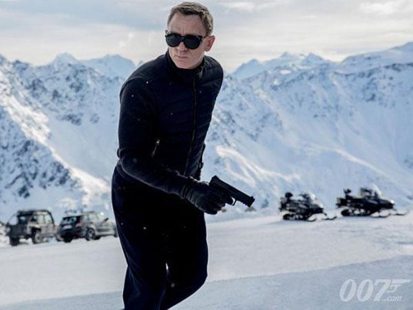 Sony Ajak Penggemar Intip Proses Dibalik Layar Pembuatan Bond Terbaru 'Spectre'