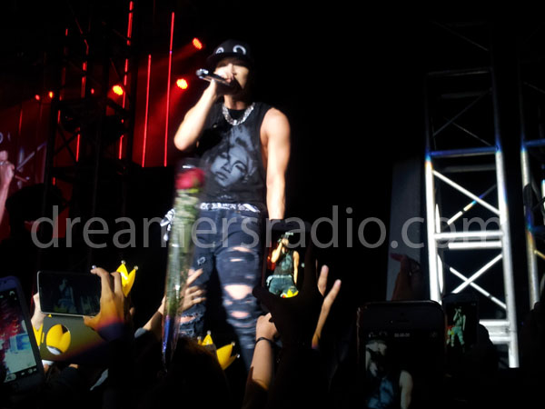 Taeyang Tampil Fantastis dalam Penampilan Encorenya di Jakarta!