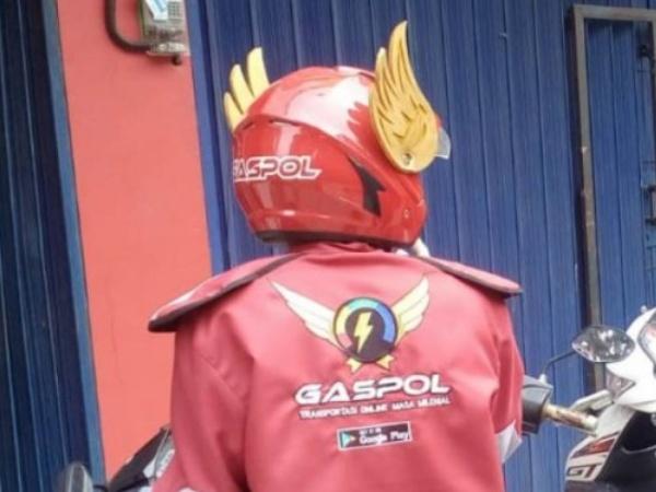 Gaspol 'Gundala' Hadir di Jalanan Melawan Gojek dan Grab