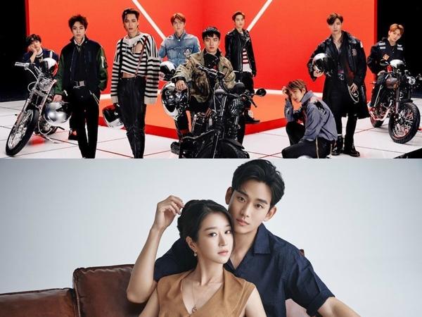 EXO, Kim Soo Hyun Hingga Seo Ye Ji Dirumorkan Akan Kunjungi Indonesia