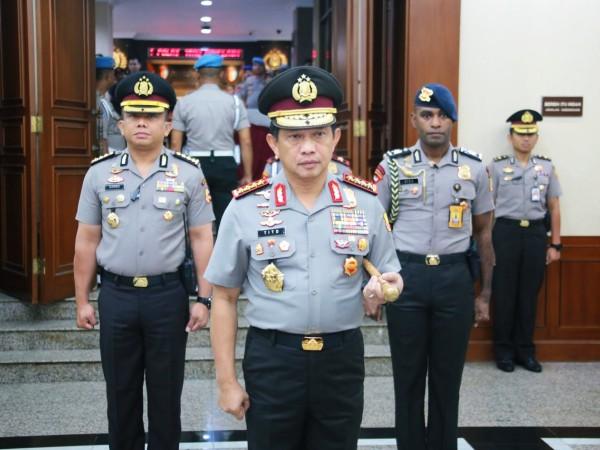Diduga Akan Jadi Menteri, Kapolri Jenderal Tito Karnavian Dipanggil Ke Istana