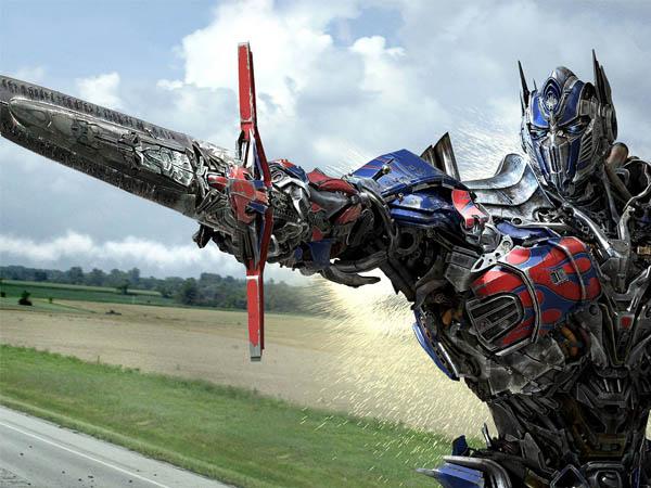 Cina Berperan Besar dibalik Kesuksesan 'Transformers: Age of Extinction'?
