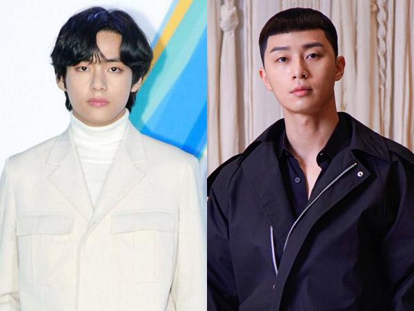 Tunjukkan Dukungan untuk Park Seo Joon, V BTS Kunjungi Lokasi Syuting 'Itaewon Class'