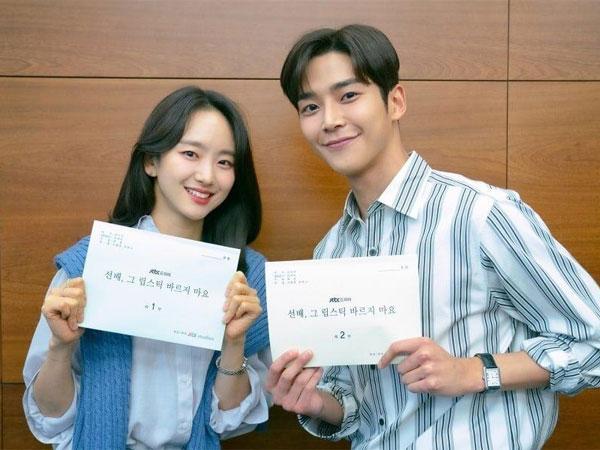 Won Jin Ah, Rowoon, dan Pemain Lainnya Bangun Chemistry di Sesi Diskusi Naskah Drama Baru