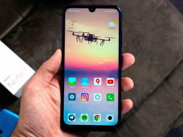 Resmi Rilis di Indonesia, Xiaomi Redmi Note 7 Dibanderol 2 Jutaan