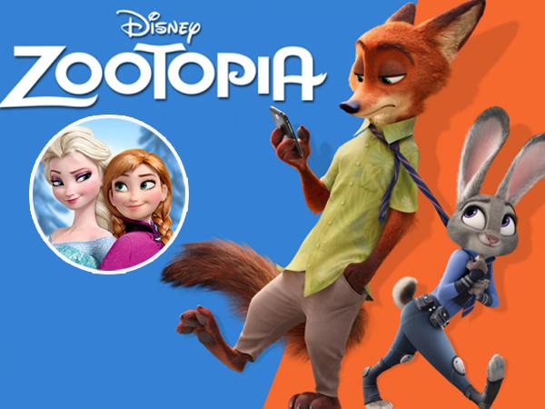 'Zootopia' Jadi Film Terlaris 2016, Sanggupkah Mengalahkan Fenomena 'Frozen'?