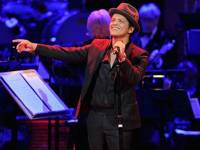 Ini Dia Harga Tiket Konser Bruno Mars!