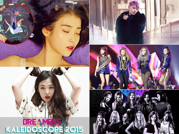 Tao vs SM Hingga Kontroversi 'Zeze' IU Jadi Momen Tak Terlupakan di Industri K-Pop Sepanjang 2015!