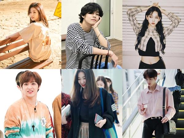 Inspirasi Outfit Musim Panas yang Ngetren di Korea, Cocok Untuk Kamu Tiru!