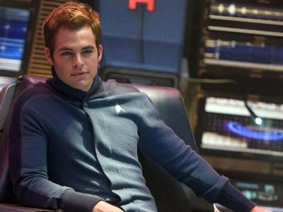 Chris Pine Ingin Penonton Suka Star Trek 2