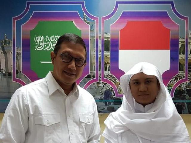 Fakta Berita Viral Pemuda Indonesia Jadi Imam Masjidil Haram