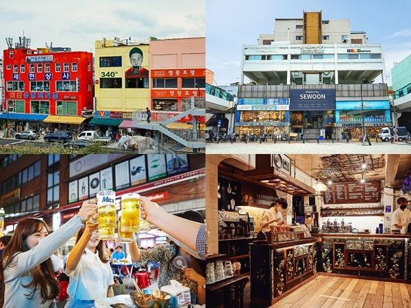 Seharian Jalan-jalan di Euljiro, Tempat Hangout Hits di Seoul