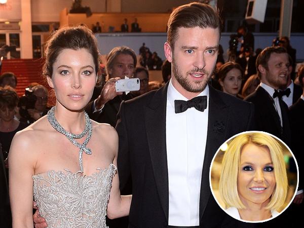 Justin Timberlake Ingin Kolaborasi dengan Britney Spears, Jessica Biel Cemburu?