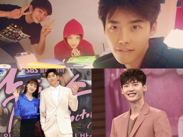 Serunya Lee Jong Suk, Yun Kyung Sang, dan Lee Sung Kyung Belajar Bareng Saat Chuseok