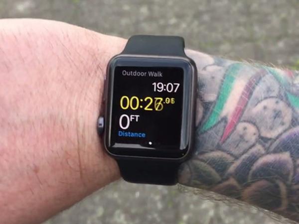 Apple Watch Tidak Bisa Dipakai Orang Bertattoo?
