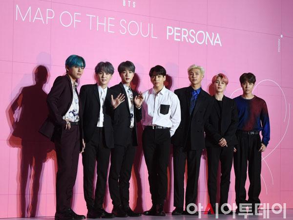 BTS Masuk 3 Nominasi American Music Awards 2019