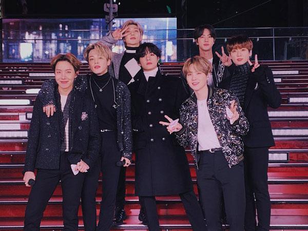 Pecahkan Rekor, BTS Puncaki Chart iTunes di 93 Negara dengan Lagu 'Black Swan'