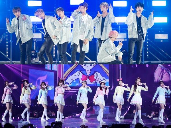 Berdasarkan Voting Big Hit hingga YG, Ini Dua Nama Grup K-Pop Paling Berpengaruh Saat Ini!