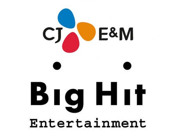 CJ ENM dan Big Hit Resmi Umumkan Perusahaan Kolaborasi, Bakal Debutkan Boy Group Tahun Depan