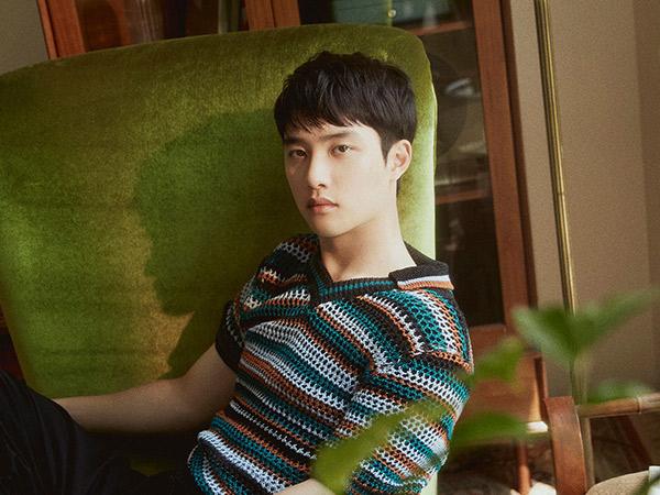 D.O EXO Ungkap Alasan Pilih Musik Akustik dan Rilis Lagu Bahasa Asing