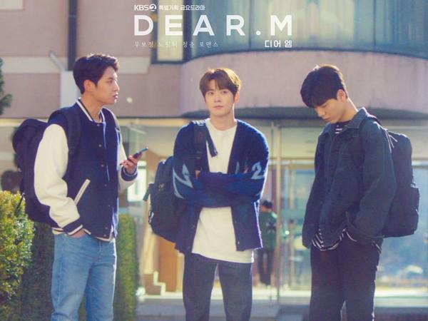 Jaehyun NCT, Lee Jinhyuk dan Baek Hyun Sung Tunjukkan Chemistry Gemas di Drama 'Dear M'