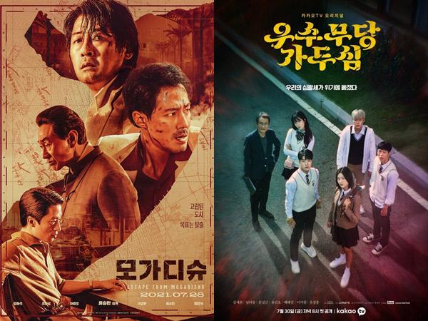 Daftar Drama dan Film Korea Baru yang Tayang Minggu Ini