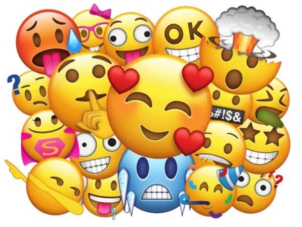 Ups, Survei Ungkap Netizen yang Sering Gunakan Emoji Adalah Orang yang Suka Bercinta?