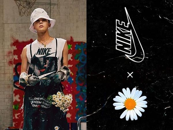 Nike Luncurkan Koleksi Terbaru Kolaborasi Bareng G-Dragon