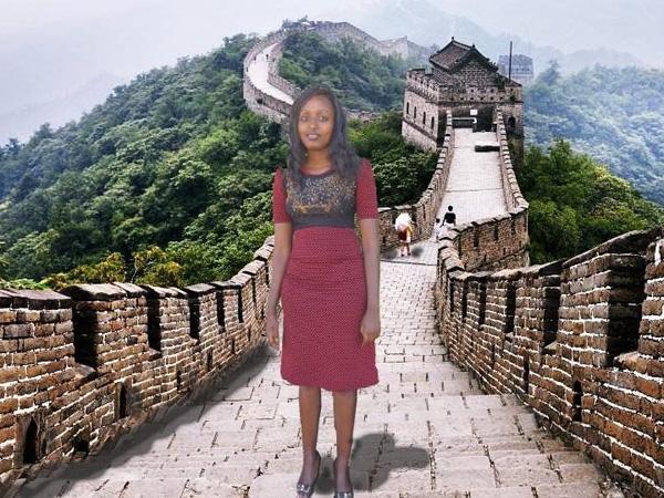 Gara-gara Posting Foto Hasil Photoshop, Gadis Ini Diajak Liburan Gratis ke Cina