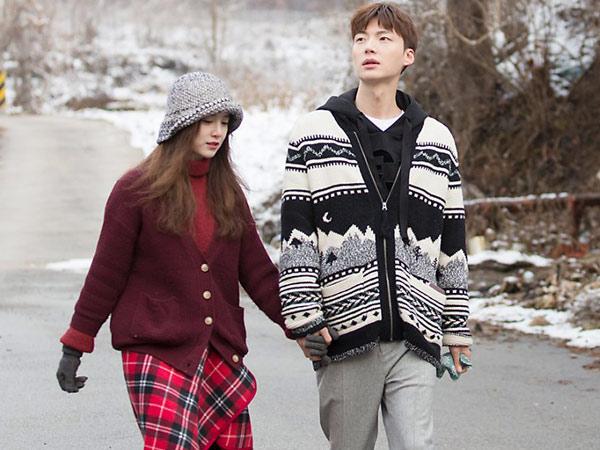 Belum Lama Tayang, Goo Hye Sun dan Ahn Jae Hyun Akhiri Acara 'Honeymoon Diary'