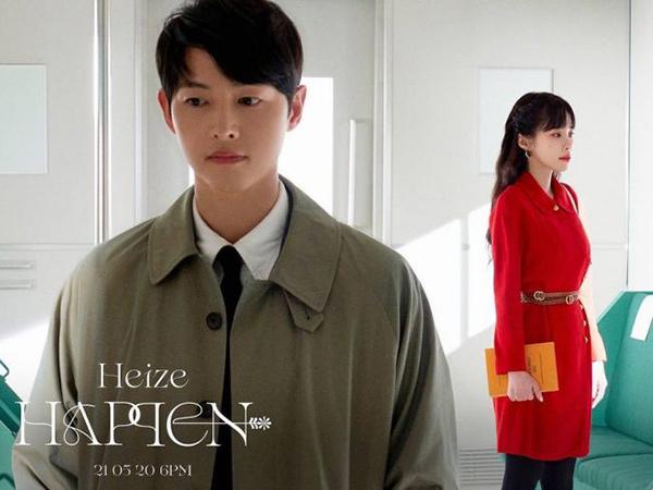Heize Ungkap Rasanya Adu Akting dengan Song Joong Ki di MV 'Happen'