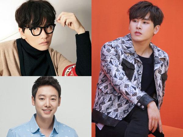 Susul Rekannya di Infinite, Hoya Juga Siap Bintangi Drama 'Glowing Office' Bareng 2 Aktor Ini