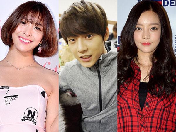 Tiga Idola K-Pop Ini Kembali Bersinar di 'Idol Star Athletic Championship'