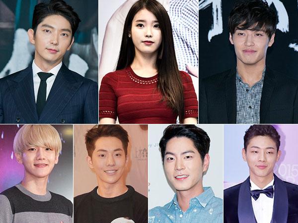 IU dan Sederet Aktor 'Flower Boy' Ini Akhirnya Konfirmasi Bintangi Drama 'Moon Lovers'
