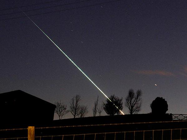 Tewas Seketika, Pria di India Ini Diduga Jadi Orang Pertama Yang Meninggal Terkena Meteorit