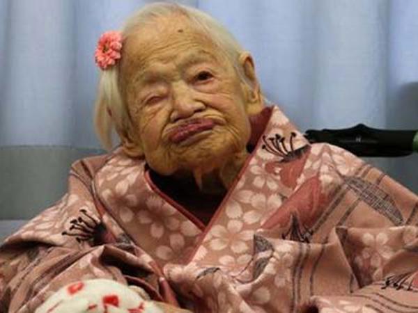 Wanita Tertua di Dunia Hari Ini Berulang Tahun ke-117
