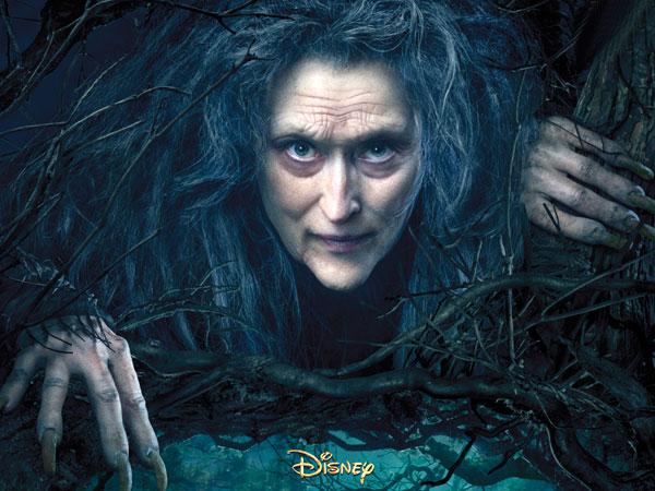 Disney 'Into the Woods' Suguhkan Dongeng Yang Lebih 'Gelap' Untuk Penontonnya