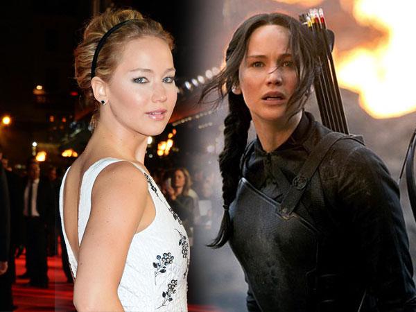Jennifer Lawrence Merasa Dirinya Benar-benar Katniss Everdeen?
