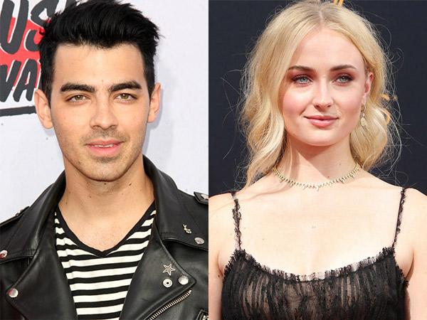 Kepergok Bermesraan, Joe Jonas Punya Hubungan Spesial dengan Aktris 'Game of Thrones'?