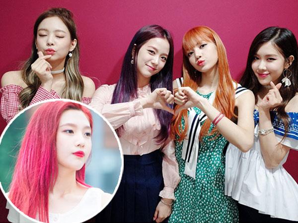 Joy Red Velvet Nangis Saat Makan Bareng Black Pink, Alasannya?
