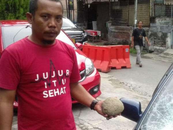 Jurnalis Medan Ini Dapat Teror Pembunuhan Karena Berusaha Ungkap Pejabat Main Judi