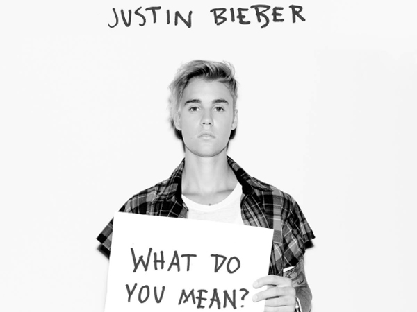Justin Bieber - What Do You Mean?