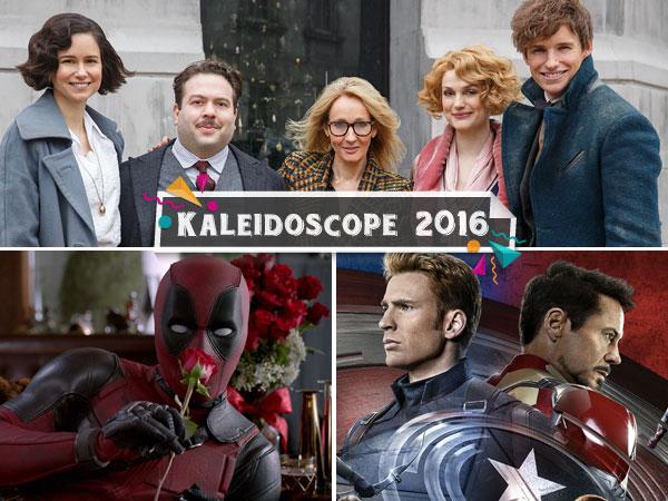 'Demam' Fantasi dan Super Hero Jadi Pilihan Film terbaik 2016 Versi Dreamers.id!
