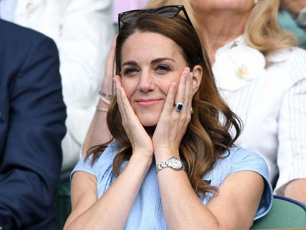 Punya 3 Anak, Ini Rahasia Tubuh Langsing Kate Middleton