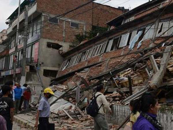 Kathmandu Hancur, Korban Tewas Capai 2.300