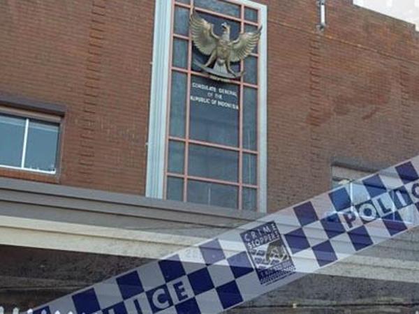Kantor Konsulat Jenderal RI di Australia Dilempari Cat, Polisi Bersiaga
