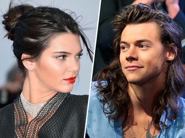 Hangout Bareng, Harry Styles Kembali PDKT dengan Kendall Jenner?