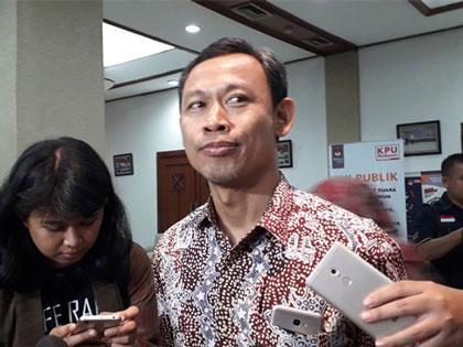 Pileg 'Dicuekin' Karena Pilpres, KPU: Pemilu 2019 Tidak Ada Keserentakannya