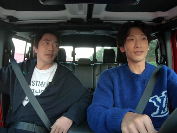 Lucunya Rain dan Kwon Sang Woo 'Adu Sombong' Soal Kehidupan Pernikahan