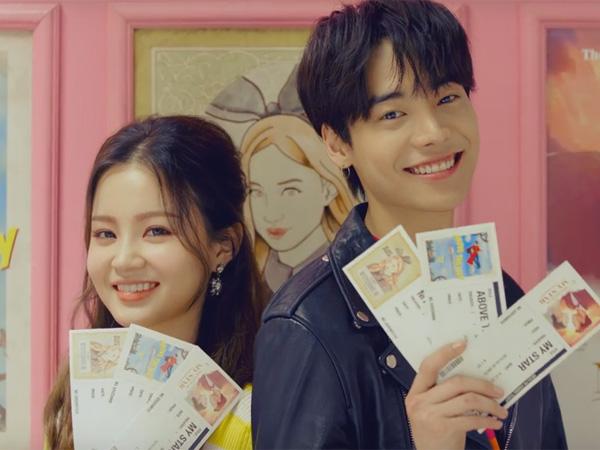 Rilis Album Bagian Kedua, Lee Hi Kencan dengan Kekasih Tampannya di MV 'My Star'